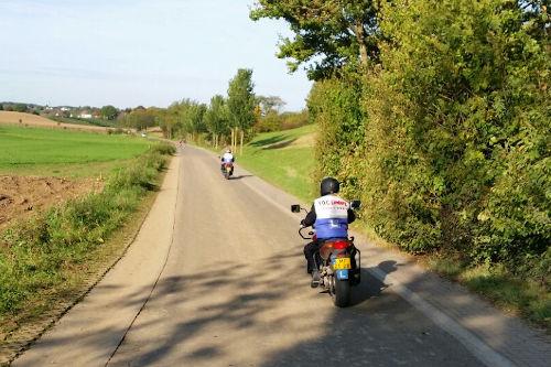 Motorrijbewijspoint Maastricht examengarantie