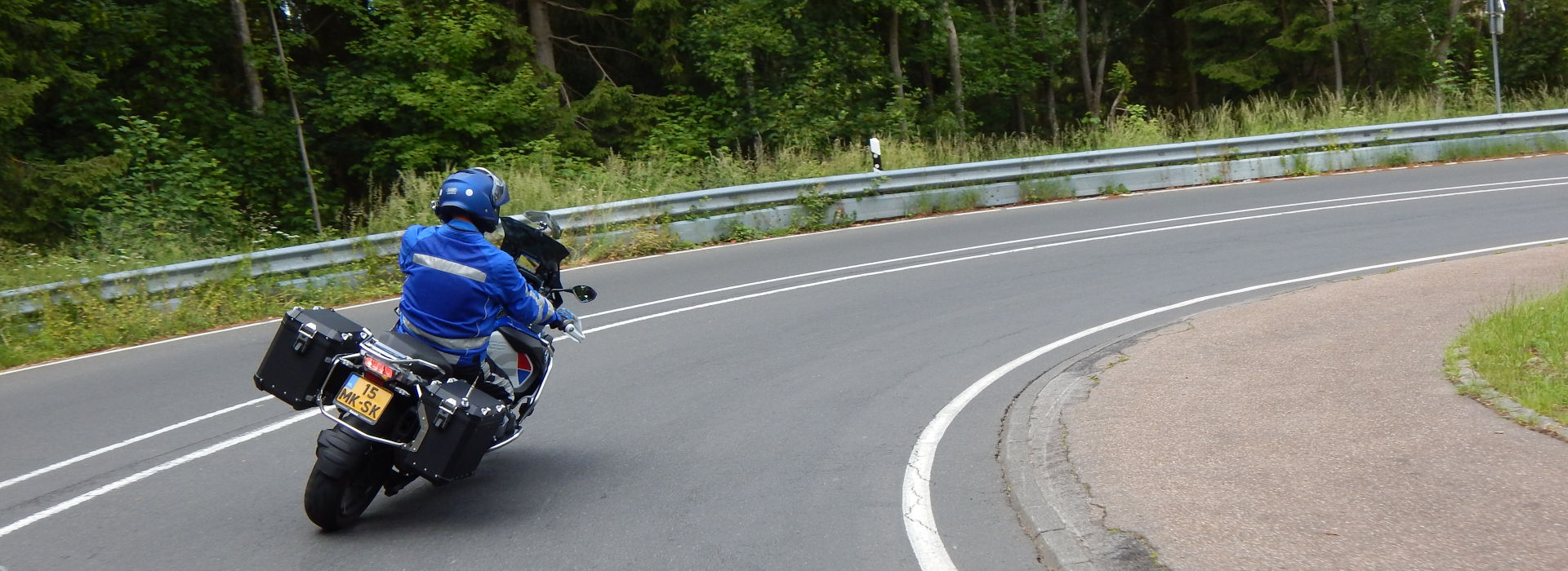 Motorrijbewijspoint Cadier en Keer snelcursus motorrijbewijs